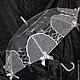 Одежда и аксессуары ручной работы. Ярмарка Мастеров - ручная работа. Купить Зонт №27. Handmade. Белый, свадебные аксессуары, аксессуары