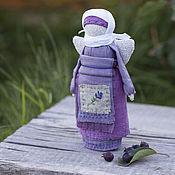 Куклы и игрушки ручной работы. Ярмарка Мастеров - ручная работа Кукла Ангел Лавандовый. Handmade.
