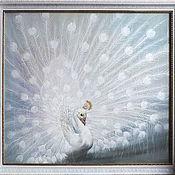 """Картины и панно ручной работы. Ярмарка Мастеров - ручная работа """" Белый танец"""". Handmade."""