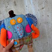 Куклы и игрушки ручной работы. Ярмарка Мастеров - ручная работа Слон Павел. Handmade.