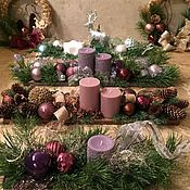 Подарки к праздникам handmade. Livemaster - original item Christmas arrangements and gifts. Handmade.