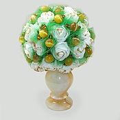 Цветы и флористика handmade. Livemaster - original item Flowers of cat`s-eye