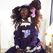 Куклы и игрушки ручной работы. Ярмарка Мастеров - ручная работа Будуарная кукла Бони. Подвижная кукла.. Handmade.