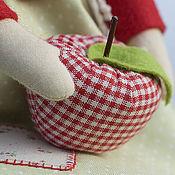 Куклы и игрушки ручной работы. Ярмарка Мастеров - ручная работа Фея - помощница по хозяйству:))). Handmade.