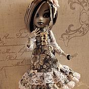 Куклы и игрушки ручной работы. Ярмарка Мастеров - ручная работа Костюм для куклы Monster High. Handmade.