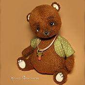 Куклы и игрушки ручной работы. Ярмарка Мастеров - ручная работа Мишка тедди Самый крошечный. Handmade.