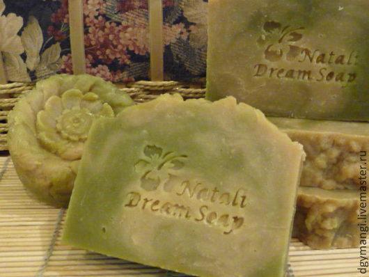 """Мыло ручной работы. Ярмарка Мастеров - ручная работа. Купить """"Лотрек""""  Натуральное мыло с нуля  для / после бритья.. Handmade."""