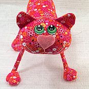 Куклы и игрушки ручной работы. Ярмарка Мастеров - ручная работа Цветочный кисуль :). Handmade.