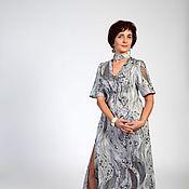 """Одежда ручной работы. Ярмарка Мастеров - ручная работа Платье """"Туманное утро"""". Handmade."""