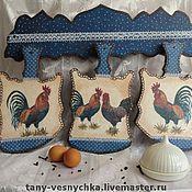 Посуда handmade. Livemaster - original item A set of kitchen boards Petya-Petushok .... Handmade.