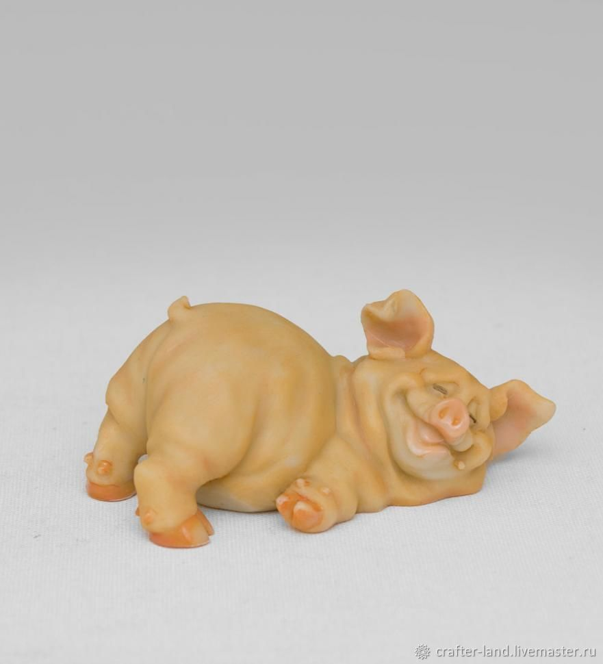 Silicone mold 'Pig', Form, Moscow,  Фото №1
