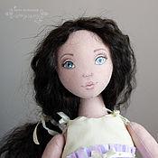 Куклы и игрушки ручной работы. Ярмарка Мастеров - ручная работа Марина - авторская текстильная кукла. Handmade.