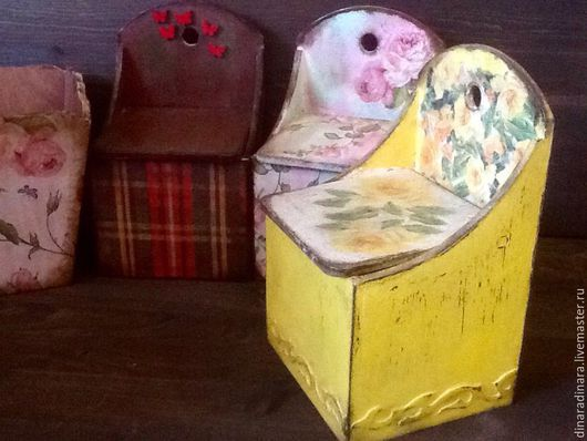 Кухня ручной работы. Ярмарка Мастеров - ручная работа. Купить Набор коробов для хранения Розовые розы. Handmade. Разноцветный, лаврушница