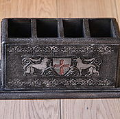 Для дома и интерьера handmade. Livemaster - original item Stand for remote controls ,pencil. Handmade.