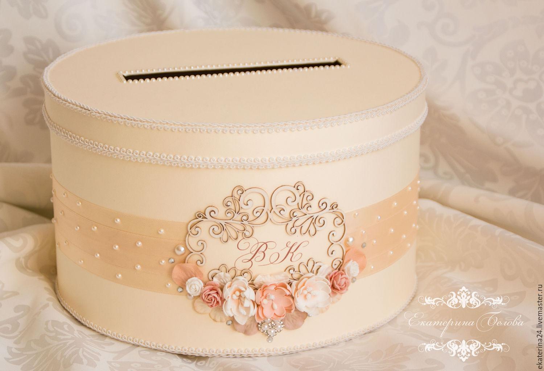 Как сделать свадебный сундучок для денег своими руками 67