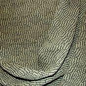 Материалы для творчества handmade. Livemaster - original item 100% linen Fabric Color press with massage effect.,is. Handmade.