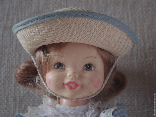 """Винтажные куклы и игрушки. Ярмарка Мастеров - ручная работа. Купить Винтажная кукла Horsman """"Little Debbie"""". Handmade. Ярко-красный"""