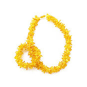 Украшения handmade. Livemaster - original item Set of jewelry with Baltic amber. Handmade.