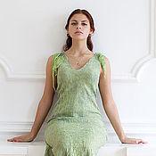 """Одежда ручной работы. Ярмарка Мастеров - ручная работа платье """" Галадриэль"""". Handmade."""