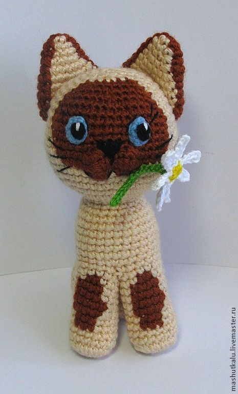 Мастер-класс - Котёнок Гав
