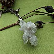Фен-шуй и эзотерика handmade. Livemaster - original item The Cathedral pendant with rock crystal. Handmade.