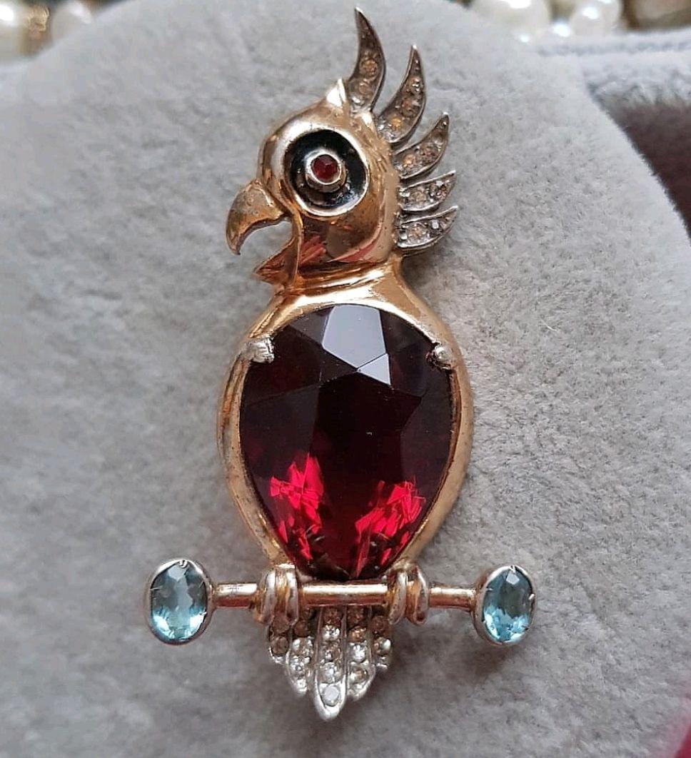 Silver brooch Reja, American vintage, Vintage brooches, St. Petersburg,  Фото №1