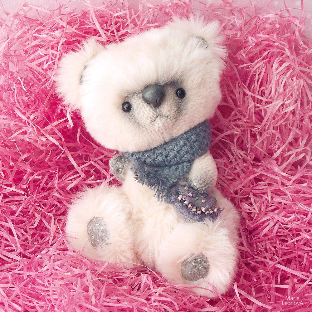 Розовый мишка тедди – купить на Ярмарке Мастеров – FL9TDRU | Мишки Тедди, Раменское