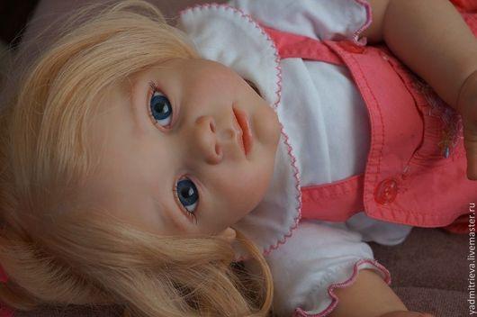 Куклы-младенцы и reborn ручной работы. Ярмарка Мастеров - ручная работа. Купить Фридолин. Handmade. Реборн, reborn, лауша