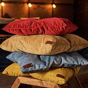 Одежда handmade. Livemaster - original item Soft pillow for pet