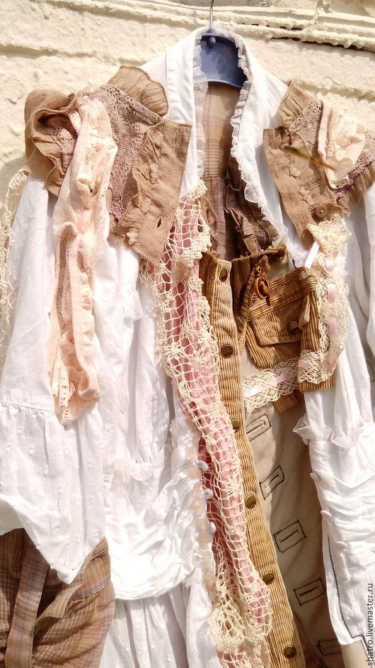 Кофты и свитера ручной работы. Ярмарка Мастеров - ручная работа. Купить бохо-кофта ЖАРКОЕ ЛЕТО. Handmade. Бледно-розовый