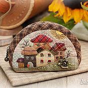 Сумки и аксессуары handmade. Livemaster - original item Wallet or coin box
