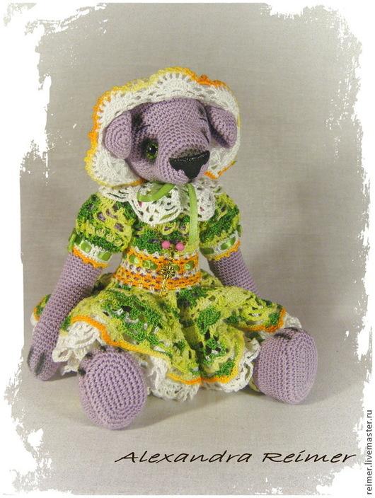 Мишки Тедди ручной работы. Ярмарка Мастеров - ручная работа. Купить Оливия. Handmade. Мишка тедди, сувениры и подарки, синтепон