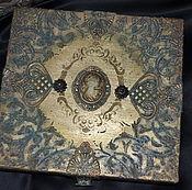 Для дома и интерьера handmade. Livemaster - original item Jewelry box for necklace. Handmade.