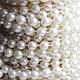 Свадебные аксессуары ручной работы. Бусы для декора свадьбы 6, 8,10 мм диаметры. CandyFrends. Ярмарка Мастеров.
