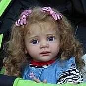 Куклы и игрушки ручной работы. Ярмарка Мастеров - ручная работа Герда ,кукла реборн молд Фридолин. Handmade.