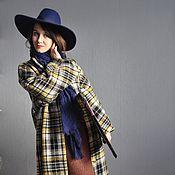 Одежда ручной работы. Ярмарка Мастеров - ручная работа Пальто Оверсайз. Handmade.