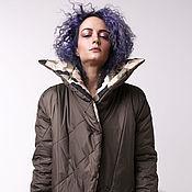 Одежда handmade. Livemaster - original item Jacket two-sided