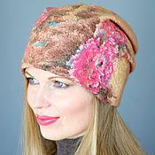 Аксессуары handmade. Livemaster - original item Felted hat..women`s... Handmade.
