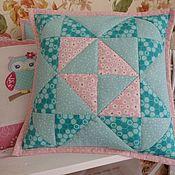 Для дома и интерьера handmade. Livemaster - original item Cushions, quilts for children. Handmade.