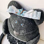 Мягкие игрушки ручной работы. Ярмарка Мастеров - ручная работа Мягкие игрушки: Иноземная мыша. Handmade.