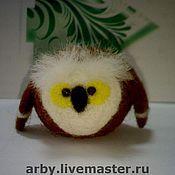 Куклы и игрушки ручной работы. Ярмарка Мастеров - ручная работа Совеныш)). Handmade.