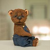 Куклы и игрушки handmade. Livemaster - original item 25% discount! Teddy bear Adie, Teddy bear Teddy bear. Handmade.