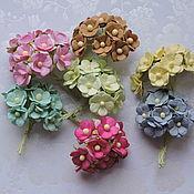Материалы для творчества ручной работы. Ярмарка Мастеров - ручная работа 7 расцветок Лютики 10 штук. Handmade.
