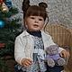 Куклы-младенцы и reborn ручной работы. Машенька. Наталья Кудрявцева (bikova). Ярмарка Мастеров. Генезис
