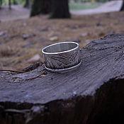 Украшения handmade. Livemaster - original item Sovushka-ring. Handmade.