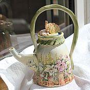 Чайник Петунии