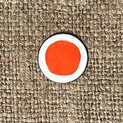 Материалы для творчества handmade. Livemaster - original item Ferro Sunshine overglaze paint No. №171250 orange. Handmade.
