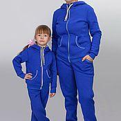 Одежда ручной работы. Ярмарка Мастеров - ручная работа Комплект костюмов для мамы и ребенка. Handmade.
