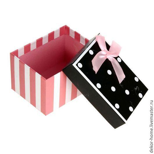 """Упаковка ручной работы. Ярмарка Мастеров - ручная работа. Купить Коробка подарочная """"Грация"""". Handmade. Комбинированный, коробочка для подарка, упаковка"""