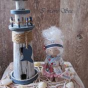 Куклы и игрушки ручной работы. Ярмарка Мастеров - ручная работа I Love Sea! Я люблю море!. Handmade.